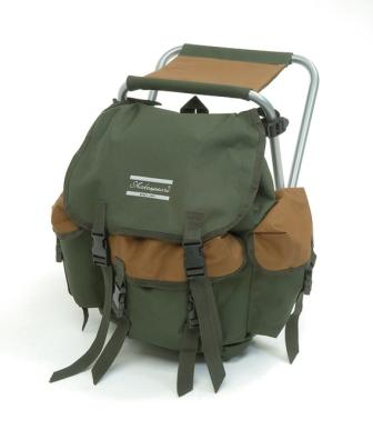 Folding Stool With Rucksack