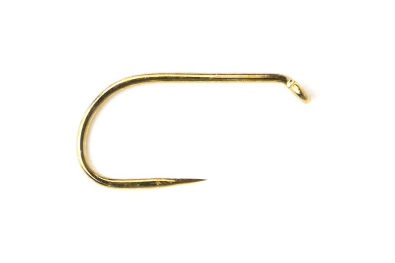 Fulling Mill 35070 Short Shank Barbless Bronze