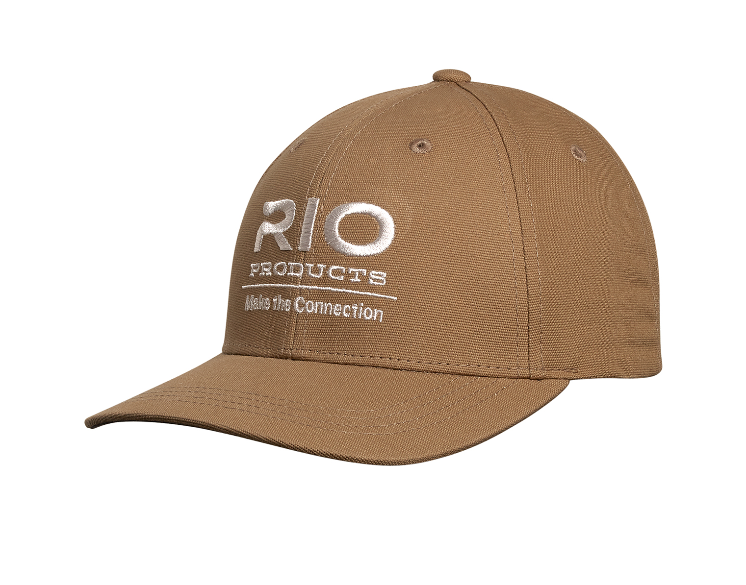 Rio Make The Connection Logo Hat