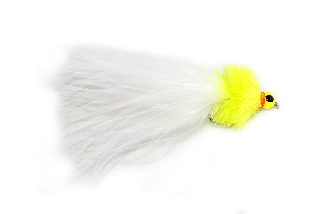 Fario Fly IPN White Cat