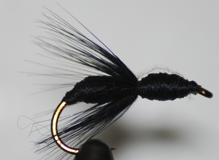 Black Ant Wet Fly