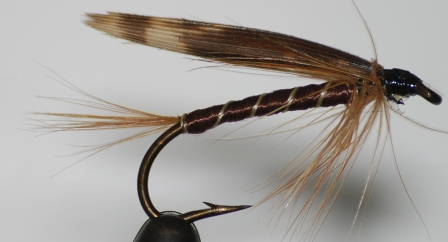 August Dun Wet Fly