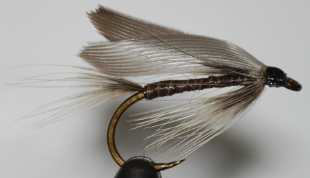 Badger Quill Wet Fly