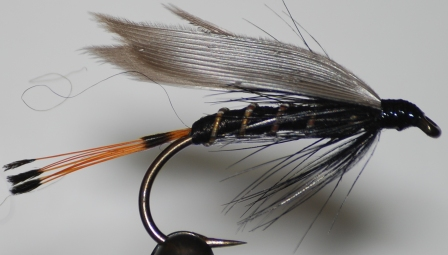 Blae & Black Wet Fly