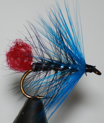 Blue Zulu Wet Fly