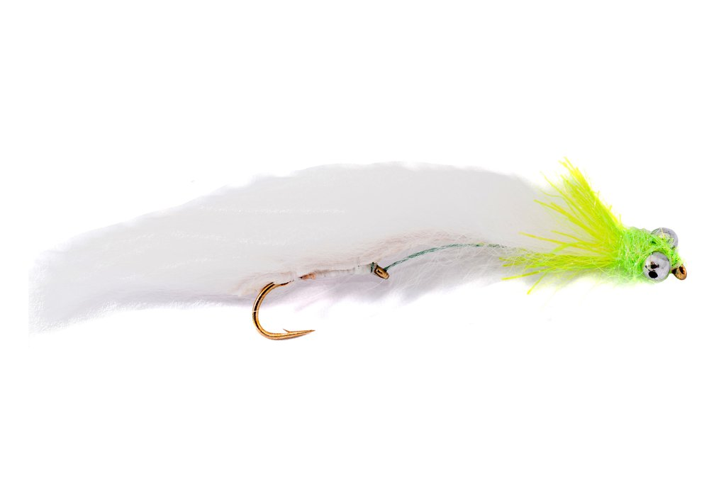 Fario Fly Mini Snake 5cm White Cat