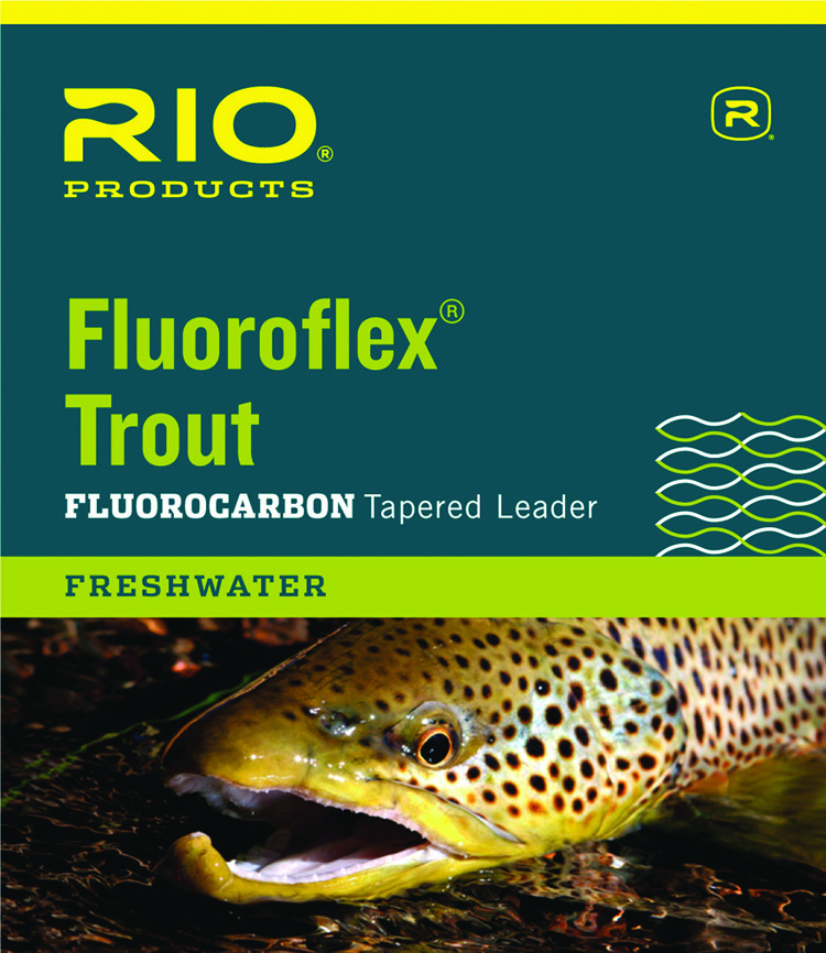 Rio Fluoroflex Trout Leaders