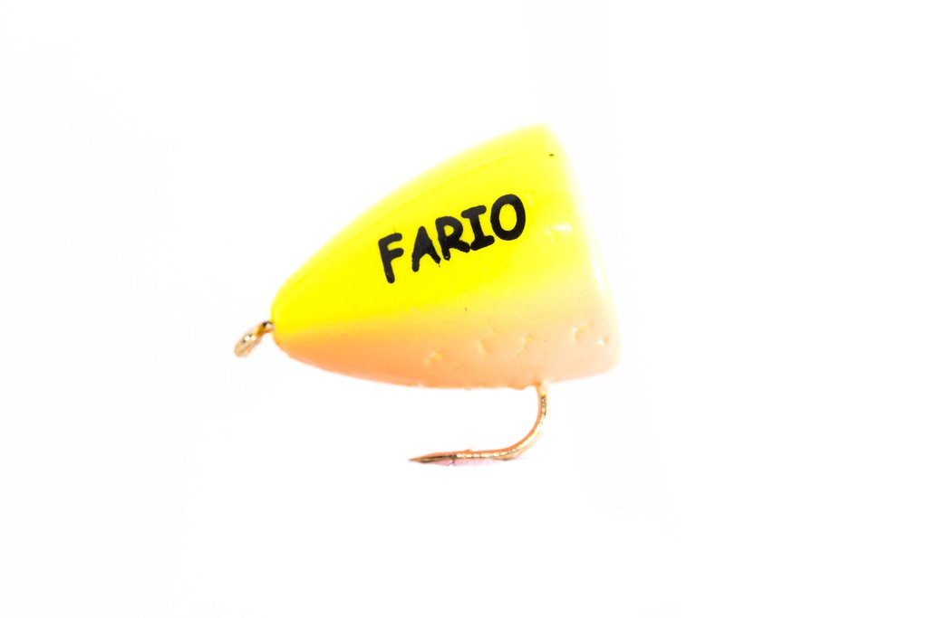 Fario Fly Bung Two Tone