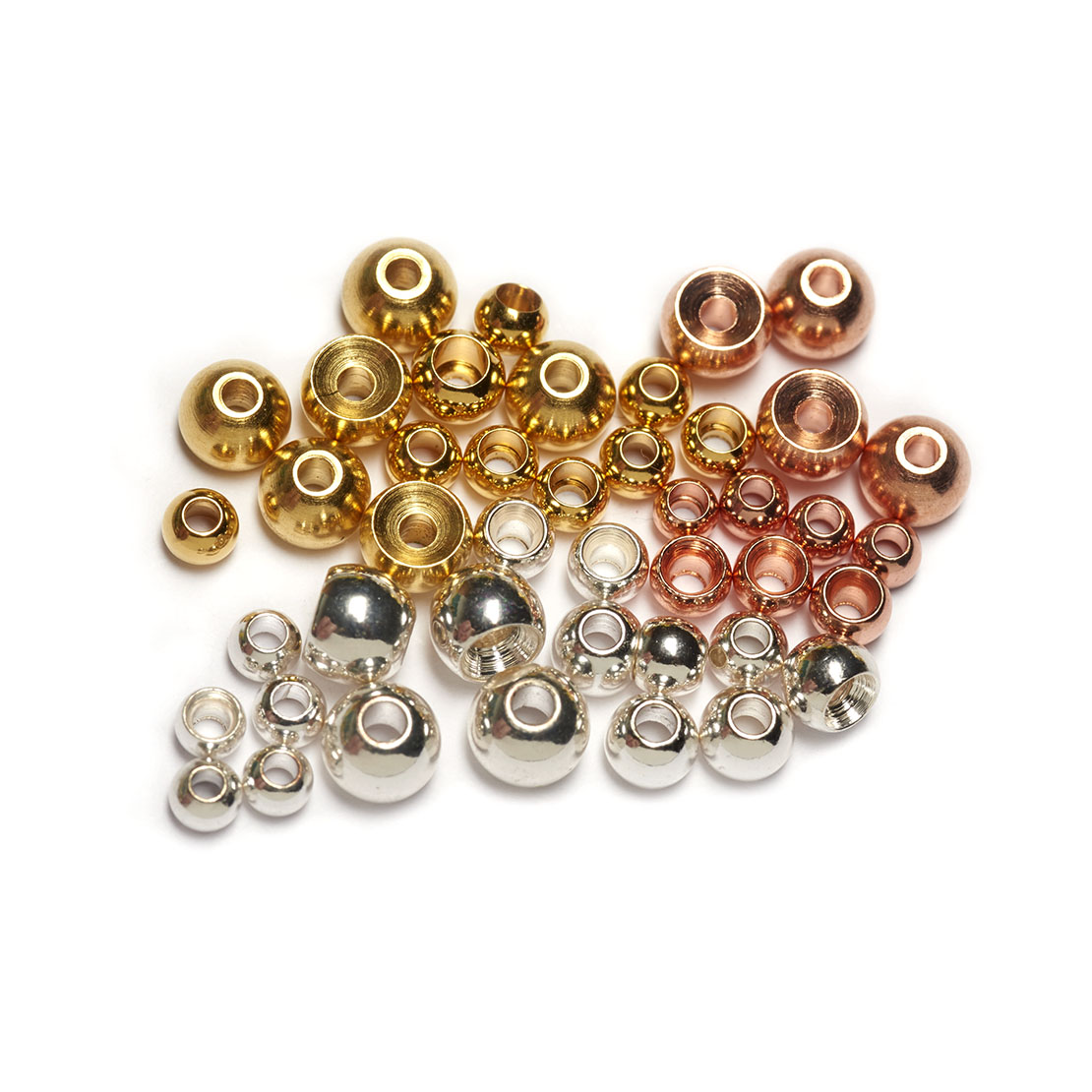 Veniards Brass Beads