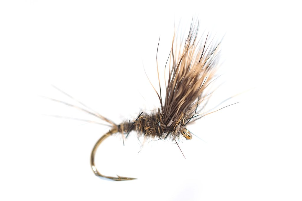 Fario Fly Hares Ear Double Decker