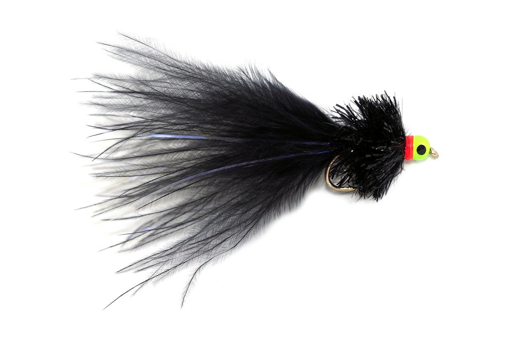 Fario Fly IPN Black Cat