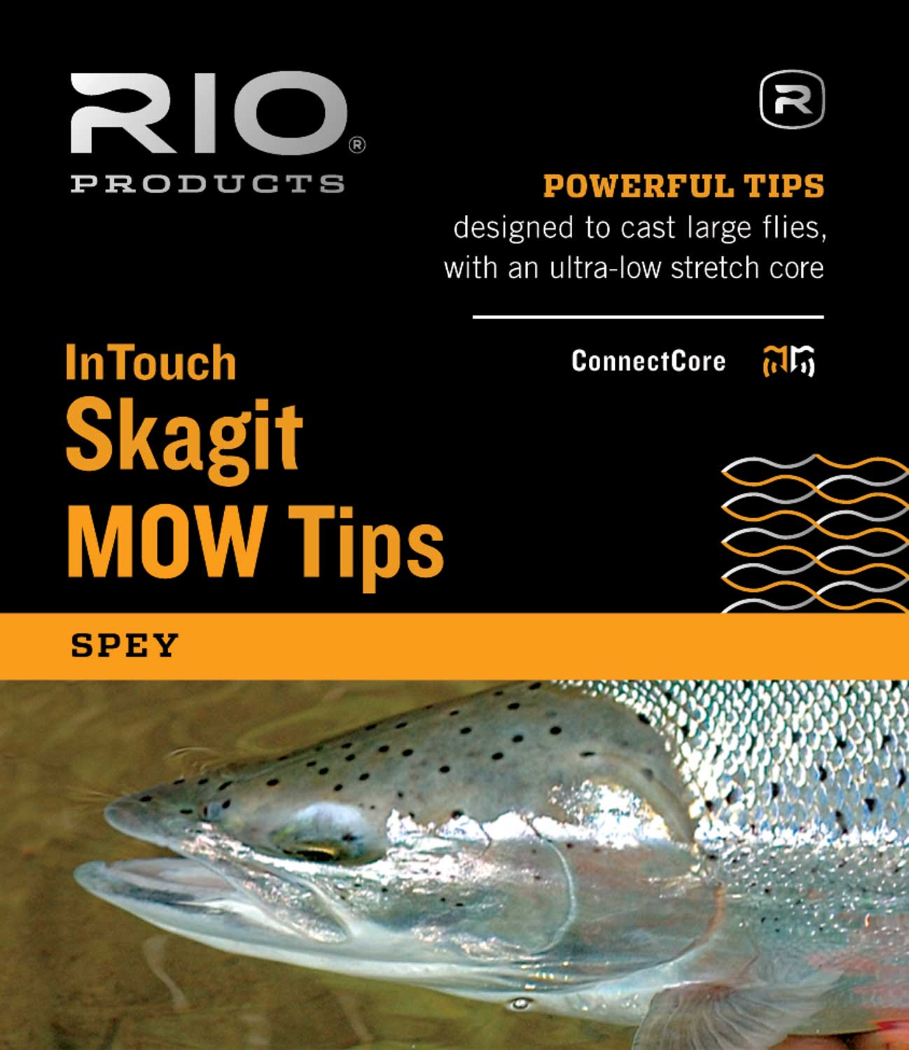 Rio In Touch Skagit MOW Tips (Extra Heavy)