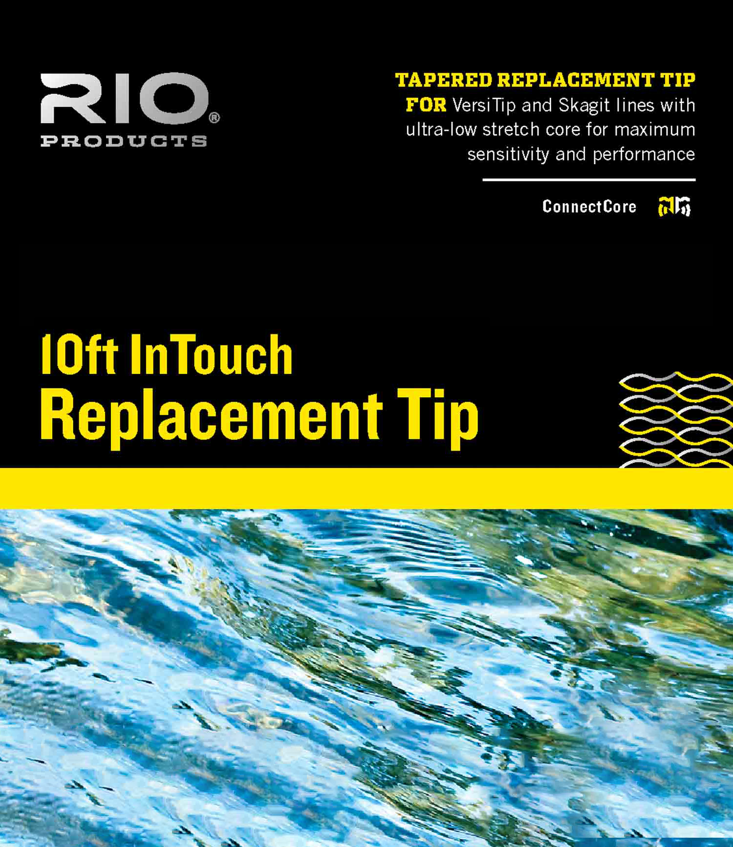 Rio 10' In Touch Sink Tips