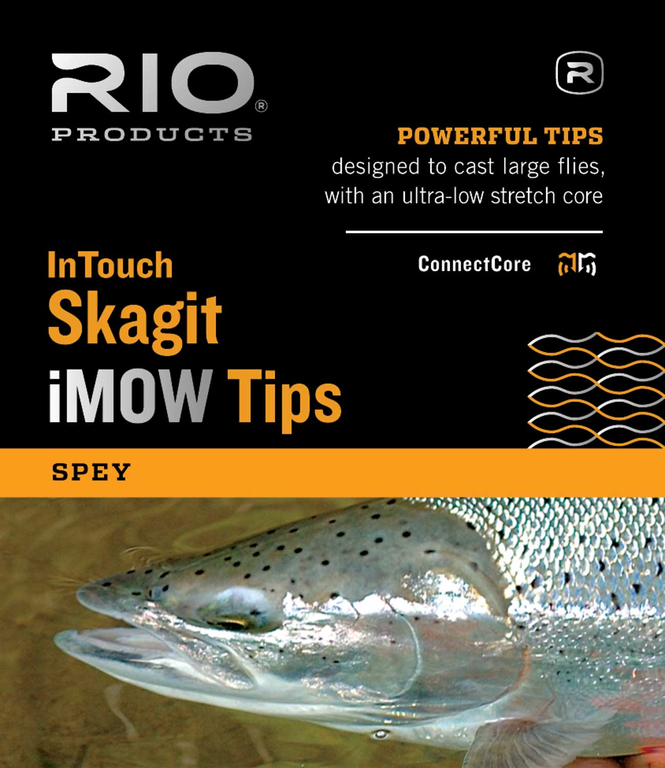 Rio Skagit iMOW Tips (Medium)