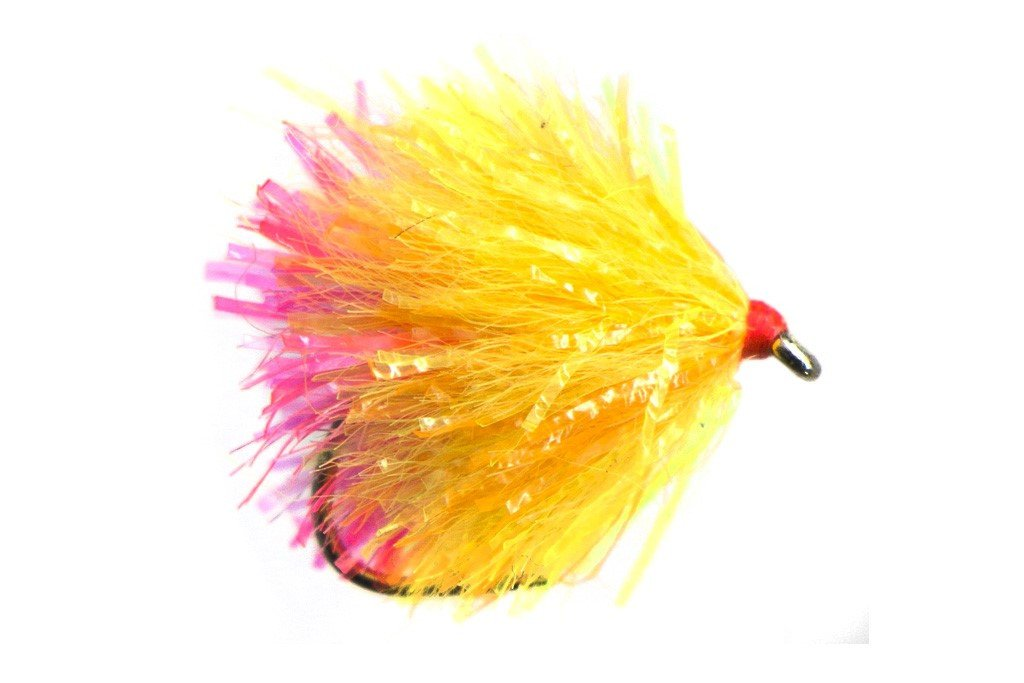 Fario Fly Neon Sunburst and Pink