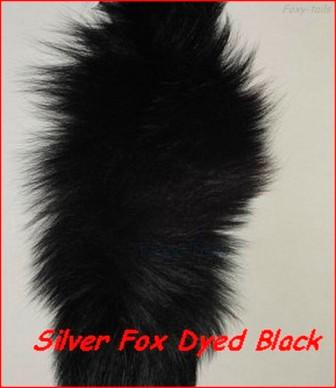 Foxy Tails Silver Fox Regular