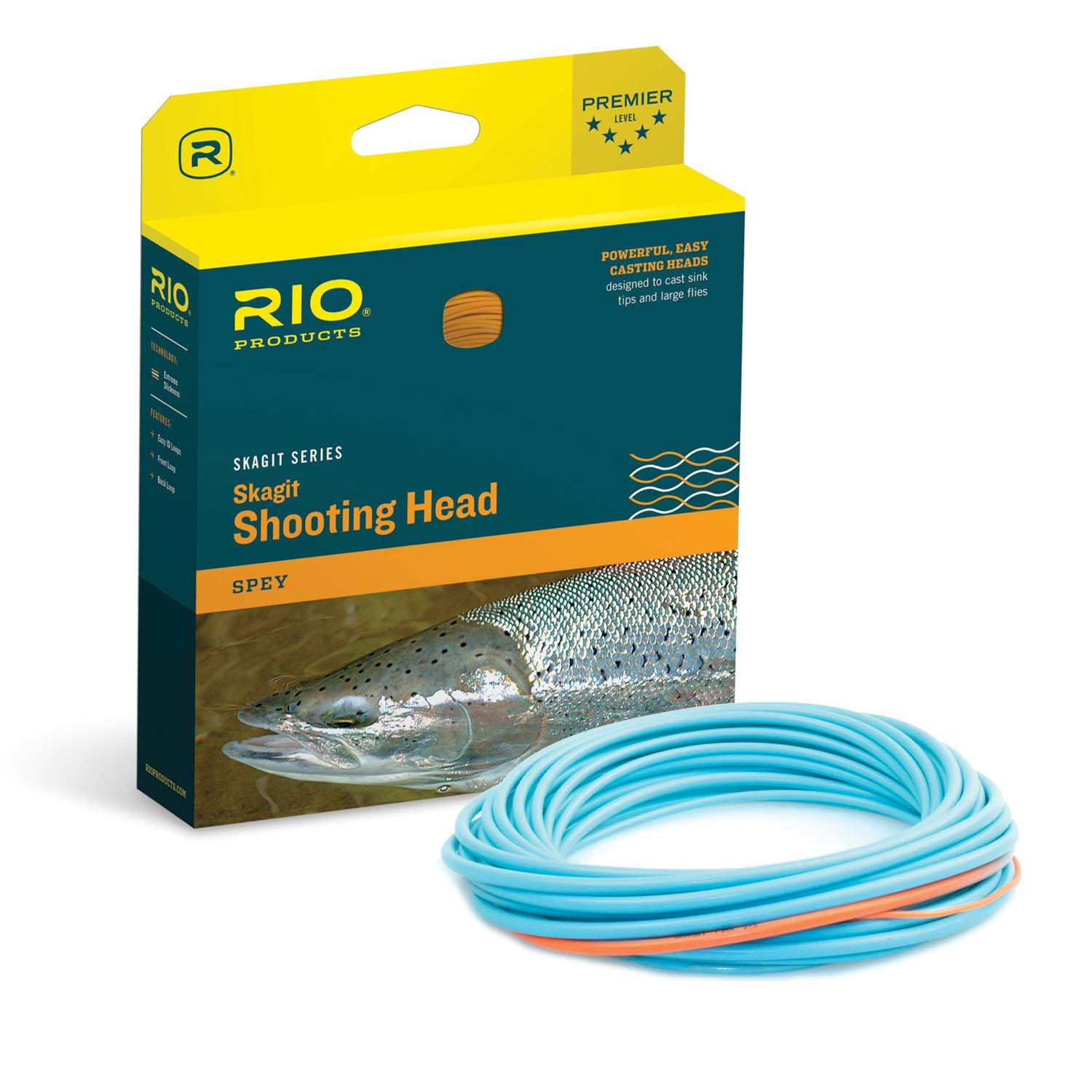 Rio Skagit Max Shooting Head Fly Lines