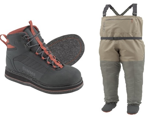 Simms Tributary Waders & Boots