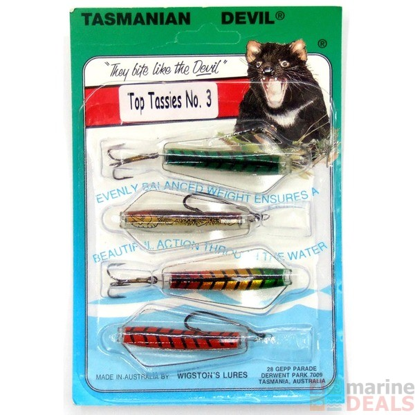 Tasmanian Devil Mixed Pack 13grm