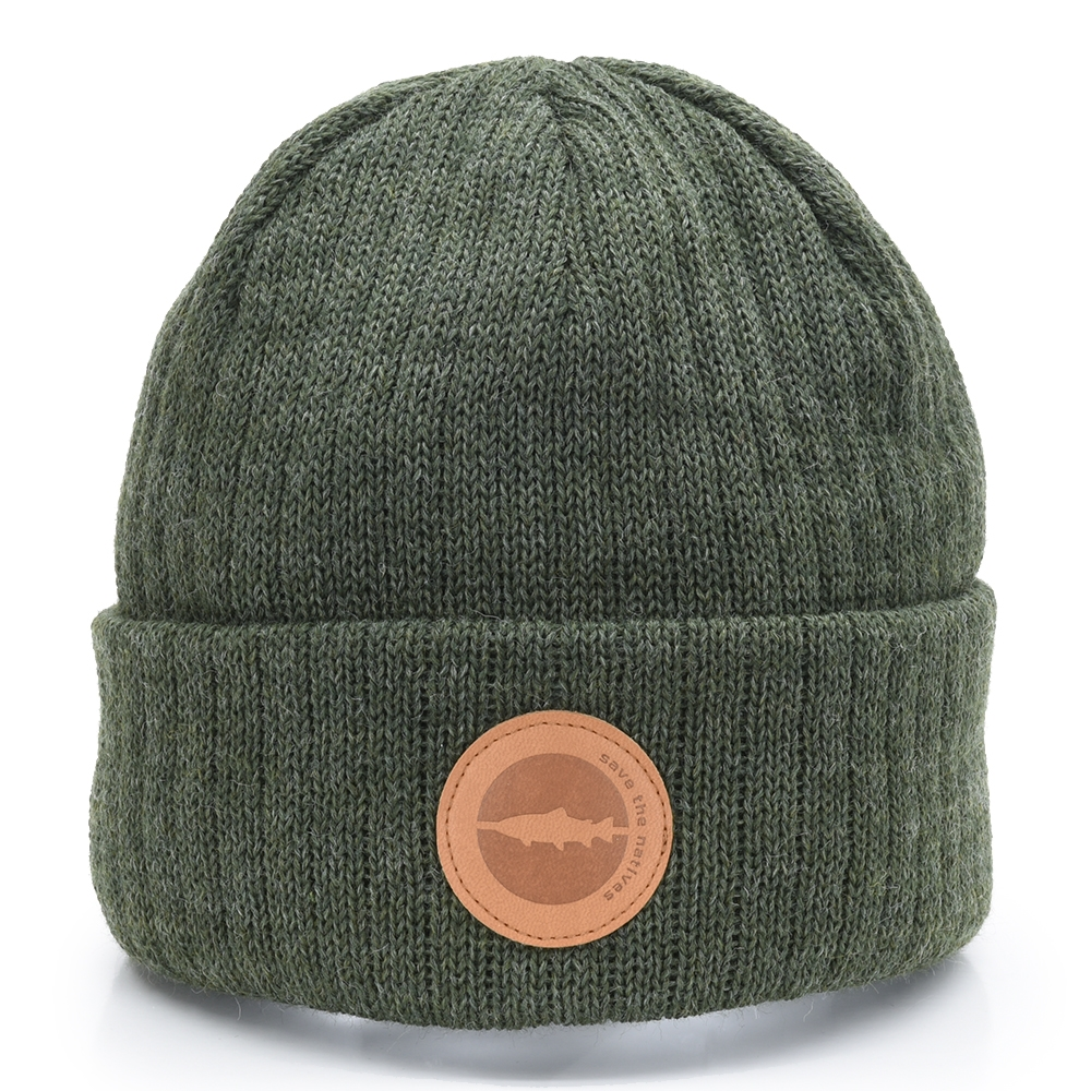 Vision Willa Subzero Beanie Natives Loden