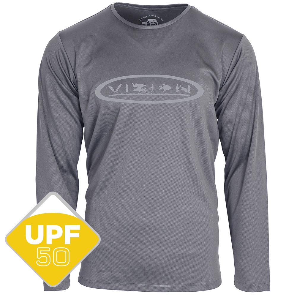 Vision Bamboo Long Sleeve Tee