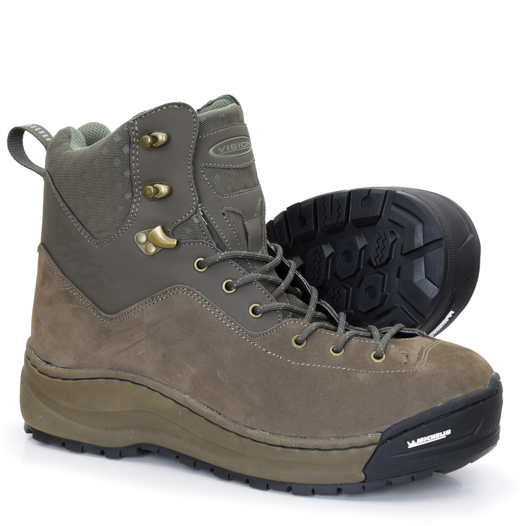 Vision Nahka Michelin Wading Boot
