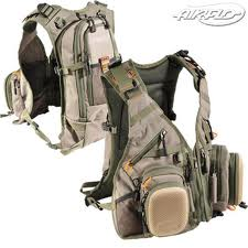 Airflo Outlander Vest & Backpack
