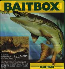 Frozen Bait, Somers Fishing Tackle Online Store
