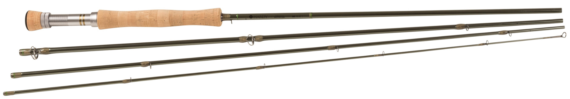 "Hardy Demon ""Sintrix"" Fly Rod"