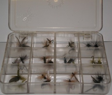Somers Dry FLy Selection