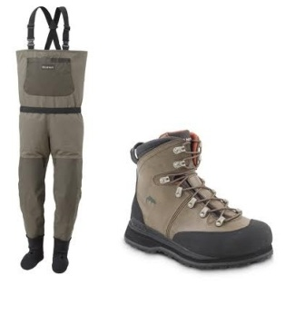 Simms Freestone Waders & Boots
