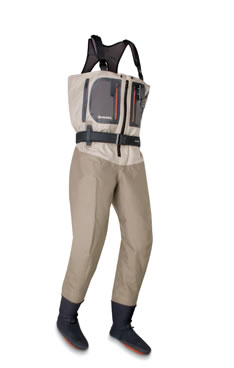 Simms G4 Zip Guide Stockingfoot Waders