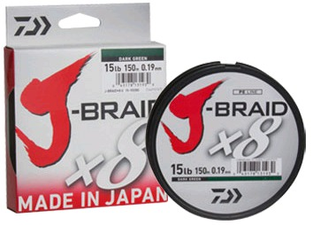 Daiwa J-Braid X8 300MT