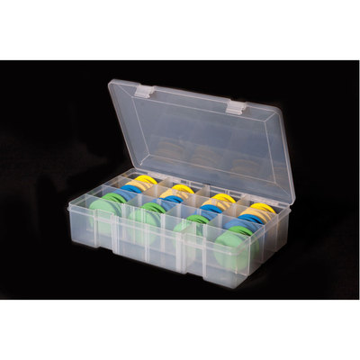 Leeda Rig Storage Box With Winders