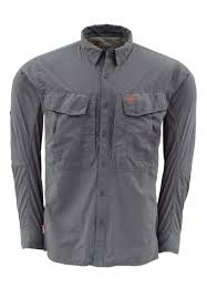 Simms Guide LS Shirt