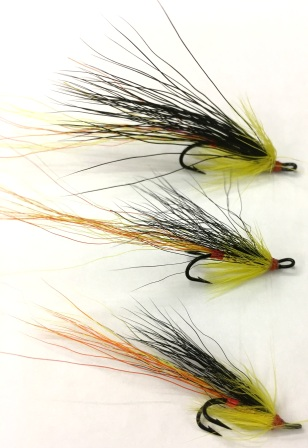 Fraser Shrimp Salmon Fly