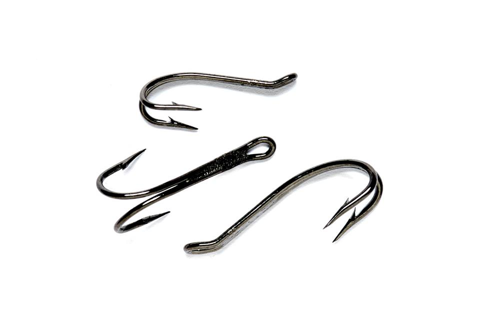 Osprey Tying Double Hook