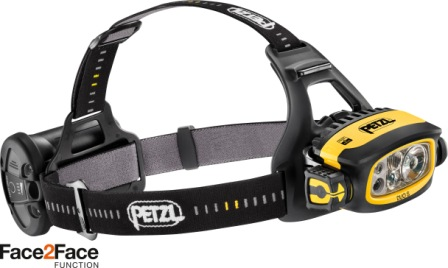 Petzl Duo S (UK) 1100 Lumens