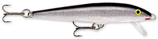 Rapala Original Floater Silver