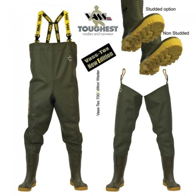 Vass Chest Waders