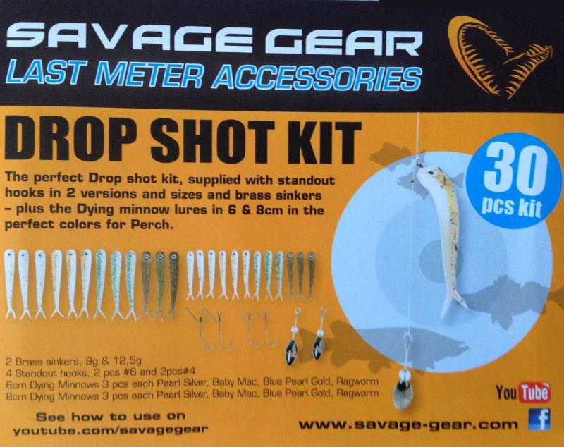 Savage Drop Shot Kit