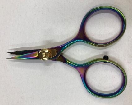 Sharp Edge Scissors Multi Colour