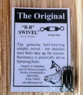 Sharpes Original BB Swivel