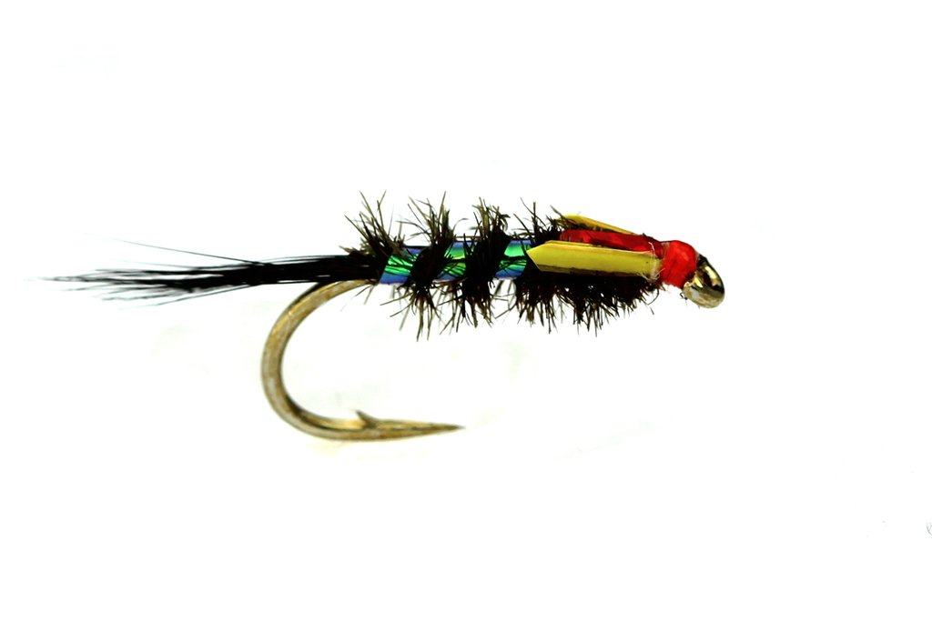 Fario Fly Shaven Red Holo Diawl Bach