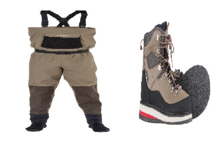 Greys Strata CTX Waders & Boots