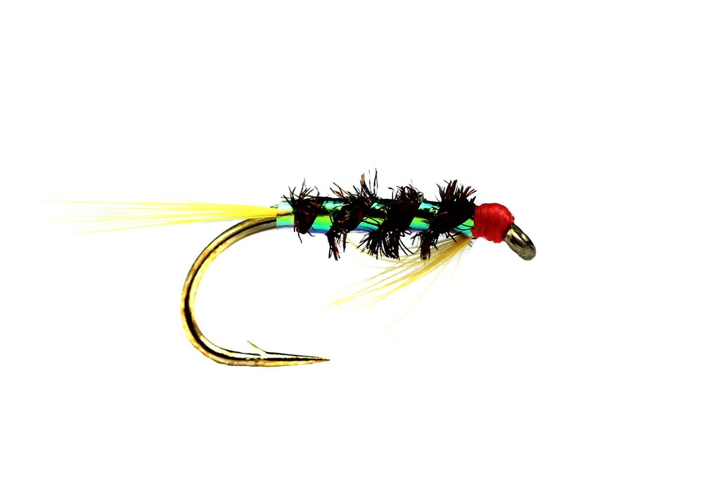 Fario Fly Sunburst Diawl Bach