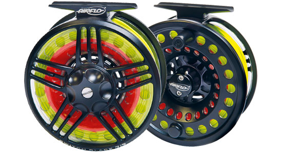 Airflo Switch Black Fly Reel