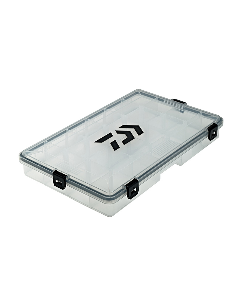 Daiwa Clear Tackle Boxes