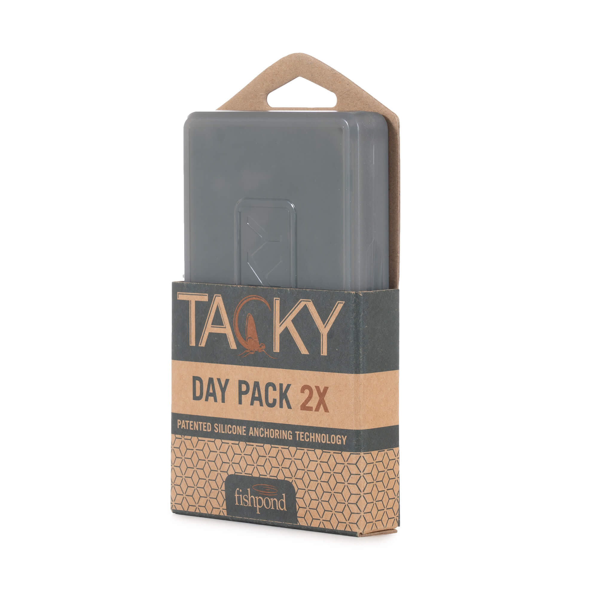Tacky Daypack Fly Box Double Sided