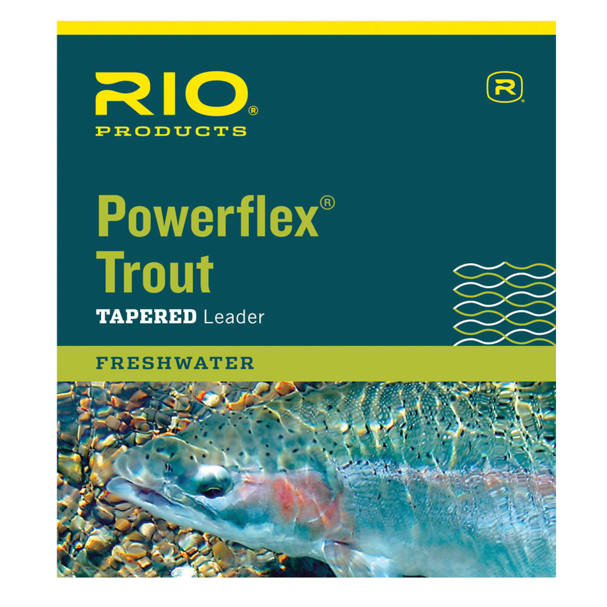 Rio Powerflex Trout Leader - 7'6